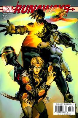 Runaways Vol. 2 (2005-2008) (Comic Book) #3