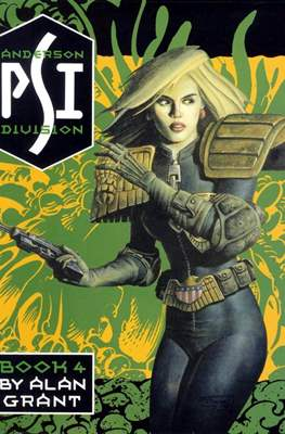 Judge Anderson (Softcover 64 pp) #4