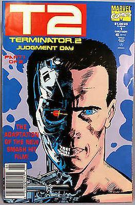 Terminator 2 Judgment Day (Grapa) #1