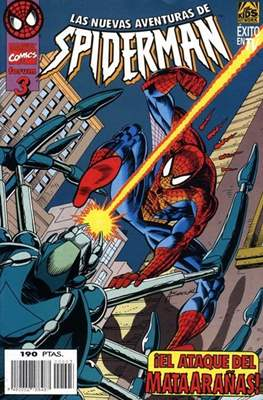 Las nuevas aventuras de Spiderman #3