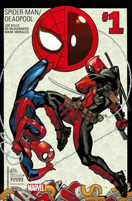 Spider-Man / Deadpool (Rústica) #1