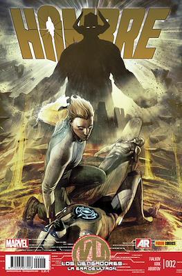 Hambre (2013-). Los Vengadores: La Era de Ultrón (Grapa) #2