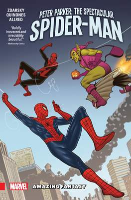 Peter Parker: The Spectacular Spider-Man (2017-2018) (Softcover) #3