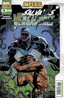 Salvajes Vengadores (2019-) (Grapa) #12