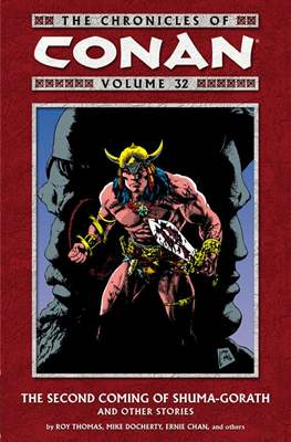 The Chronicles of Conan the Barbarian (Paperback) #32