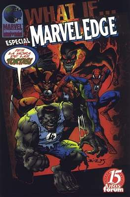 What If... Especial Marvel Edge (1998)