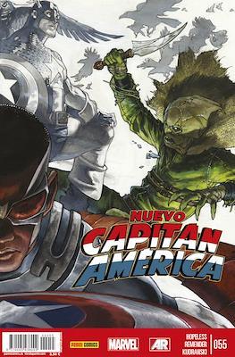 Capitán América Vol. 8 (2011-) (Grapa) #55