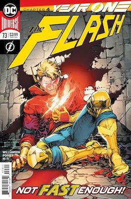The Flash Vol. 5 (2016-2020) (Comic Book) #73