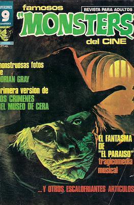 Famosos Monsters del Cine (Grapa , 66 páginas. 1975-1977) #13