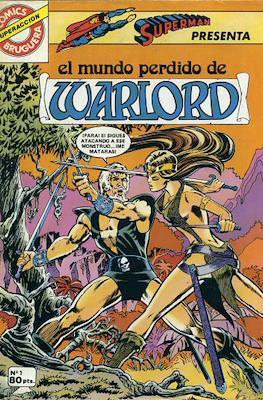 El mundo perdido de Warlord