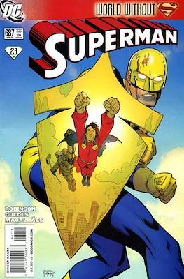 Superman Vol. 1 / Adventures of Superman Vol. 1 (1939-2011) (Comic Book) #687