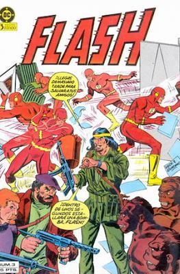 Flash (1984-1985) (Grapa, 38 páginas) #3