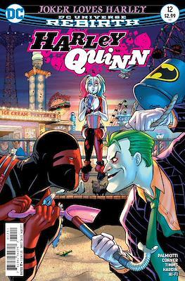 Harley Quinn Vol. 3 (2016-) (Comic book) #12
