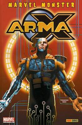 Arma-X: Marvel Monster (2006)