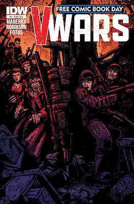 Free Comic Book Day: V-Wars