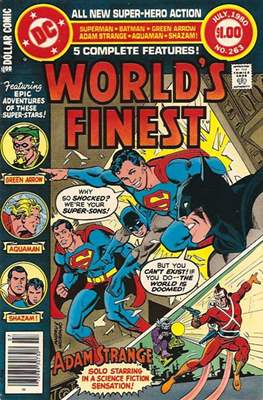 World's Finest Comics (1941-1986) #263