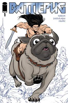 Battlepug (2019) (Comic Book) #1