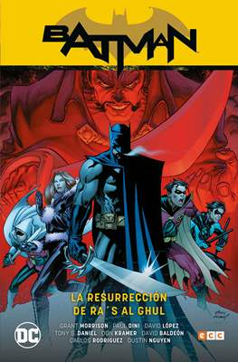 Batman Saga de Grant Morrison (Cartoné 240 pp) #3