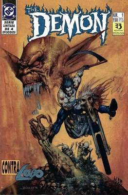 The Demon contra Lobo #1