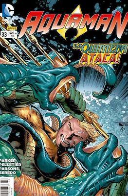 Aquaman (Grapa) #33