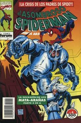 El Asombroso Spiderman Vol. 1 (1994) (Grapa 48 pp) #4