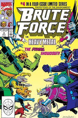 Brute Force (Comic Book) #4