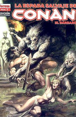 La Espada Salvaje de Conan el Bárbaro. Edición coleccionistas (Rústica. 64 páginas. B/N. (2005-2008).) #2