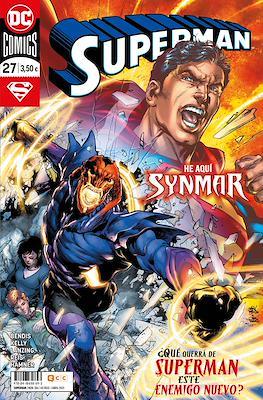 Superman. Nuevo Universo DC / Renacimiento (Grapa) #106/27