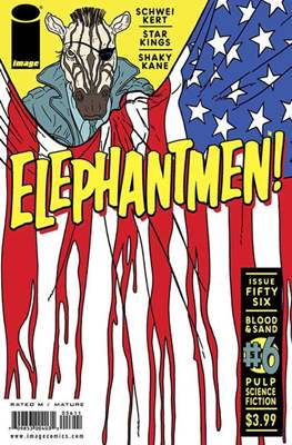Elephantmen (Grapa) #56