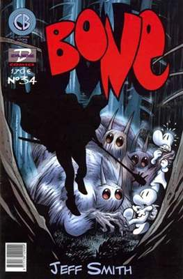 Bone (Grapa) #34