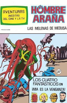 Aventuras Inéditas del Cine y la TV (Grapa 52 pp) #27