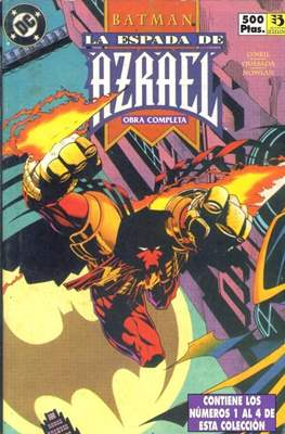 Batman. La espada de Azrael