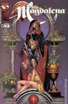 The Magdalena Vol. 1 (2000-2001) (Comic Book) #2