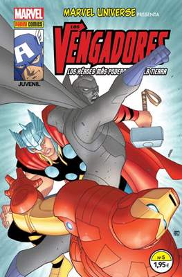 Marvel Universe presenta #5
