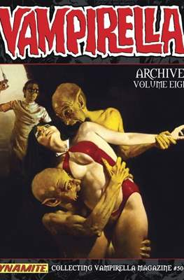 Vampirella Archives #8