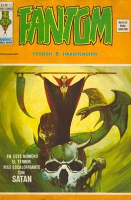 Fantom Vol. 2 (1974-1975) (Grapa) #11