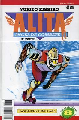Alita, ángel de combate. 3ª parte #8