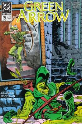 Green Arrow Vol. 2 (Comic-book.) #19