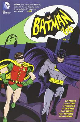 Batman '66 (Softcover) #1