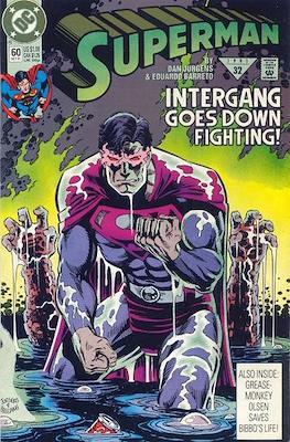 Superman Vol. 2 (1987-2006) #60