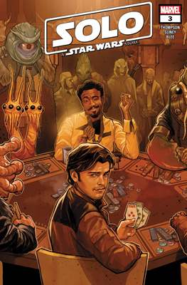 Solo. A Star Wars Story (Comic Book) #3