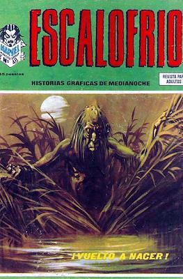 Escalofrío: Historias gráficas de medianoche (Grapa 52-68 pp. 1973-1979) #48