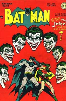Batman Vol. 1 (1940-2011) (Comic Book) #44