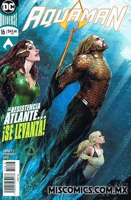 Aquaman (2017-...) (Grapa) #16