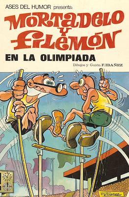 Ases del humor (Cartoné 48 pp) #15
