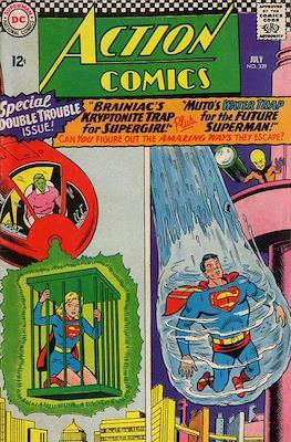 Action Comics Vol. 1 (1938-2011; 2016-) (Comic Book) #339