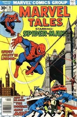Marvel Tales (Comic Book) #76
