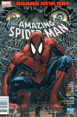 The Amazing Spider-Man (Grapas) #553