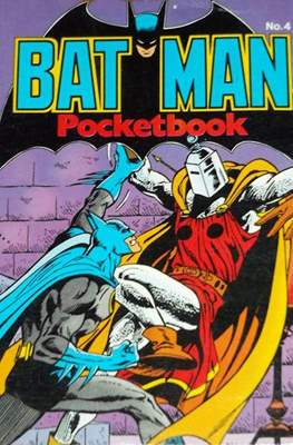Batman Pocketbook (Rústica) #4