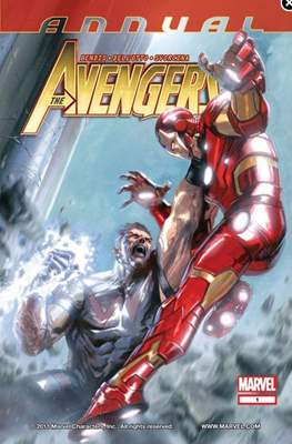 The Avengers Annual Vol. 4 (2010-2013)